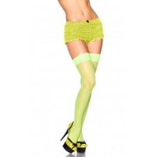 VARIOUS Stockings (neonyellow)
