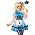 MASK PARADISE Alice (blue / black / white)