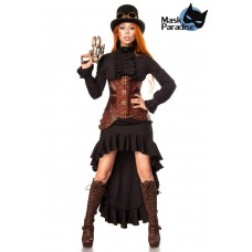 MASK PARADISE Steampunk Fighter (Brown black)