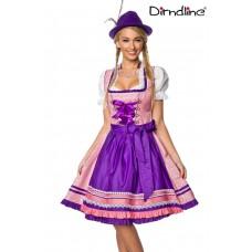 DIRNDLINE Premium Dirndl ()