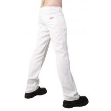 Aderlass Jeans Brocade (White)