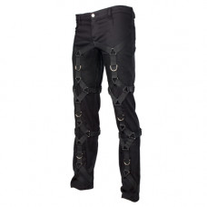 Aderlass Triangle Pants Denim (black)