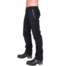 Aderlass Work Pants Denim (black)