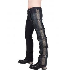 Aderlass Rockers Pants Sky (black)
