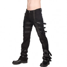 Aderlass Shelter Pants Denim Black Line (black)