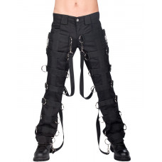 Aderlass Fight Pants Denim (black)