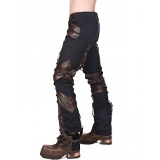 Aderlass Dim Steam Punk Hipster (Black Brown)