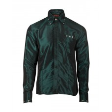 Aderlass Eye Shirt  Satin (green)