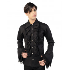 Aderlass Riffle Shirt Denim (black)