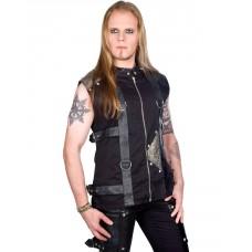 Aderlass Rockers Vest Sky (black)