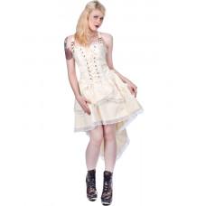 Aderlass Lolita Wing Steam Punk Dress (Cream)
