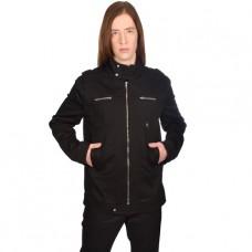 Aderlass Street Jacket Denim (black)