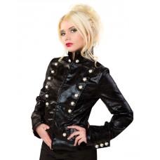 Aderlass Ladys Corsair Jacket Vintage (black)