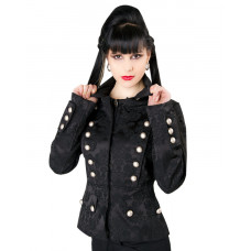 Aderlass Ladys Corsair Jacket Brocade (black)