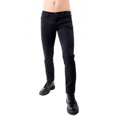 Black Pistol Close Pants Denim (black)
