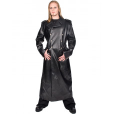 Black Pistol Army Coat Sky (black)