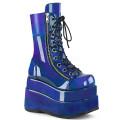 Demonia BEAR-265 BEAR265/BLU-PP (Blue-Purple Patent)