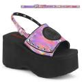 Demonia FUNN-32 FUNN32/PNHG (Pink Hologram)