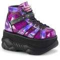 Demonia NEPTUNE-100 NEP100/PPHG (Purple Glitter-Hologram)