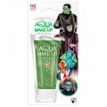 Halloween Aqua Make Up Tube 30ml (green)