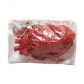 Halloween Decoration Bloody Heart Herz (red)