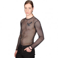 Lovesect Basic Longsleeve Net (black)