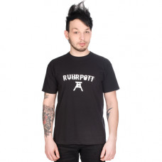 Mode Wichtig Ruhrpott T-Shirt Ruhrpott (black)
