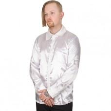Mode Wichtig Classic Shirt Glossy Brocade (White)