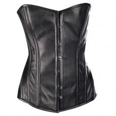 Mode Wichtig Corset Leather (black)