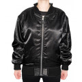 Mode Wichtig Bomberjacke Flight Jacket (black)