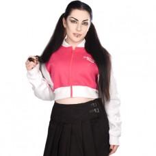 Mode Wichtig College Jacket Junior Ruhrpott Tussi (Pink)