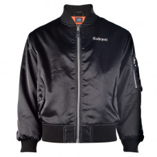 Mode Wichtig Bomberjacke Flight Jacket Ruhrpott (black)