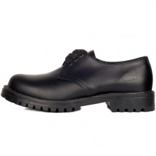 Mode Wichtig 3-Eye Classic Shoes Leather (black)