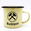 Vintage Tasse RUHRPOTT 350ml (Cream)
