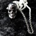 Mode Wichtig Pendant Skull (Titanum)