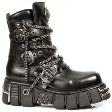 New Rock M.1011-S1 (BLACK)