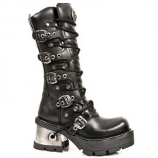 New Rock M.1016-S1 (BLACK)