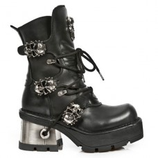 New Rock M.1044-S1 (BLACK, BLACK)