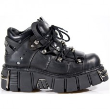 New Rock M.106-S1 (BLACK, BLACK)