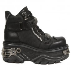 New Rock M.1065-S1 (BLACK, BLACK)