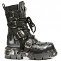 New Rock M.107-S2 (BLACK, STEEL)