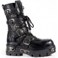 New Rock M.107-S3 (BLACK, BLACK)