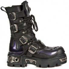 New Rock M.107-S4 (Violet, black)