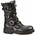 New Rock M.1473-S1 (BLACK, BLACK)