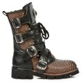 New Rock M.1473-S33 (Black, brown)