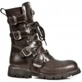 New Rock M.1473-S8 (Brown, Brown)