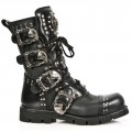 New Rock M.1474-S1 (BLACK, BLACK)