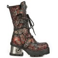 New Rock M.373-QS1 (Red, red)