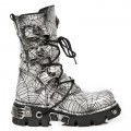 New Rock M.391-S17 (BLACK-AND-WHITE)
