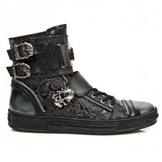 New Rock M.PS028-S1 (Black, black, STEEL)